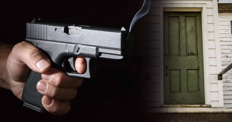 California Man Waits for Intruders; Shooting Both; Killing One