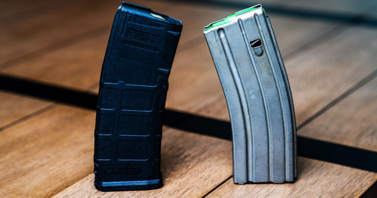 PMAGs vs GI Mags: Which Are Better?