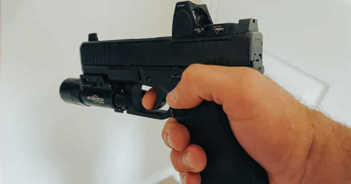 The Safe Space: Minimize the Chance of Negligent Discharge