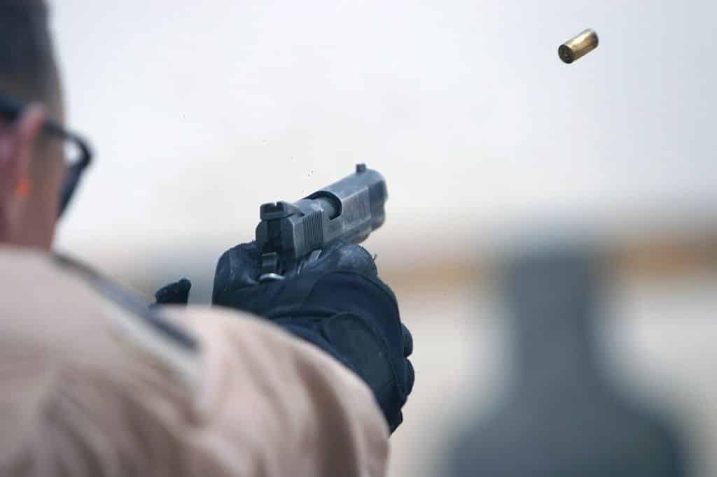 Shooting Grip Pinky