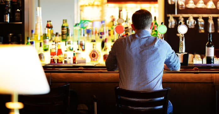 Suspect Has No Recollection of Why he Shot Fellow Bar Patron in Back