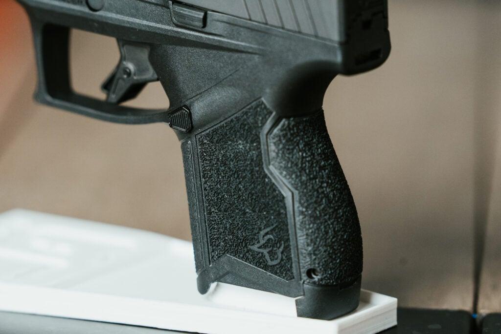 Taurus GX4 Grip Texture