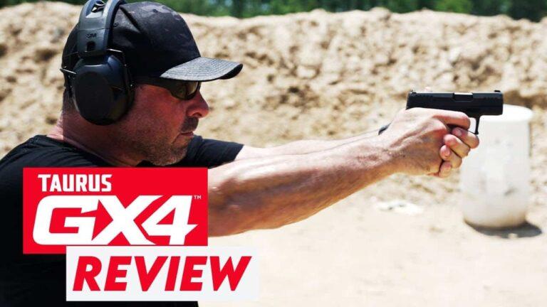 [WATCH] Taurus GX4 Micro Compact 9 Review
