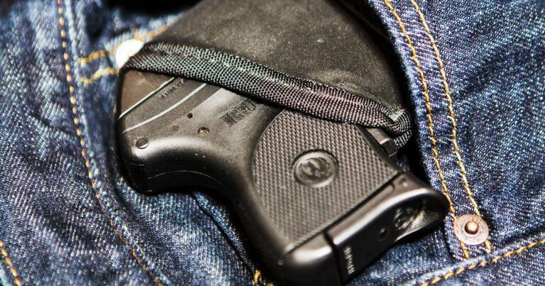 Woman Shoots and Kills Man After Choking Her