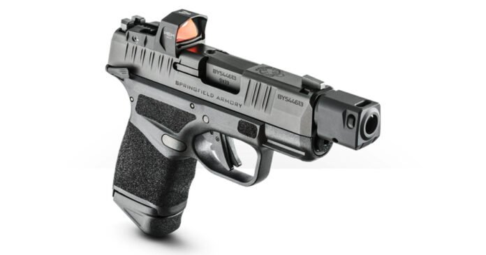 The New Springfield Hellcat RDP - Rapid Defense Package