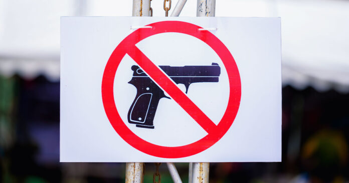 Concealed Carry Ban Not Justified Within Colorado Facilities