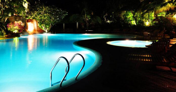 Homeowner Holds Swimming Pool Trespasser at Gunpoint