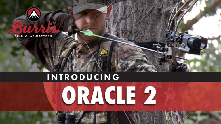 Oracle 2 – Introducing the Oracle 2 Rangefinding Bow Sight