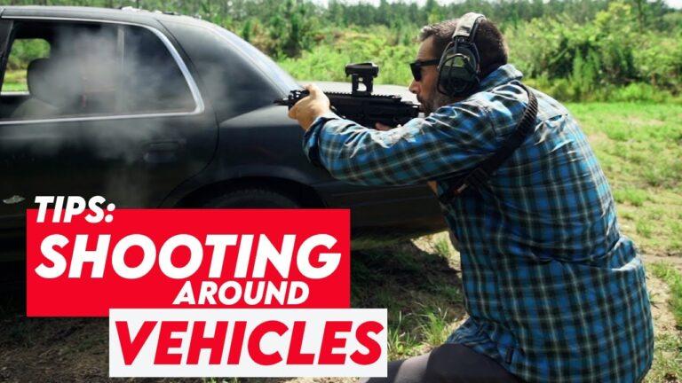 Tips for Shooting Around Vehicles [Enhanced EDC Series]