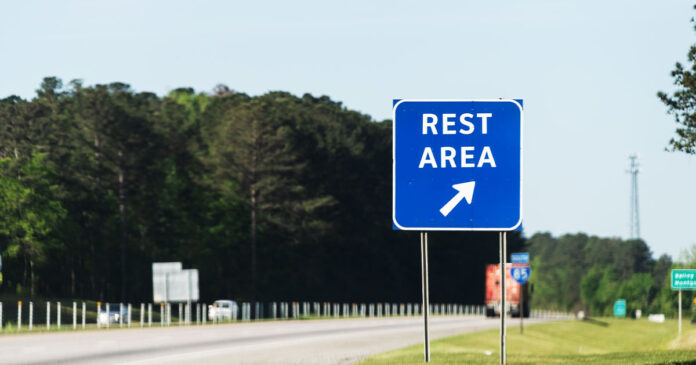 """""""No Guns"""" Signs Now Present at Virginia Rest Stops"""