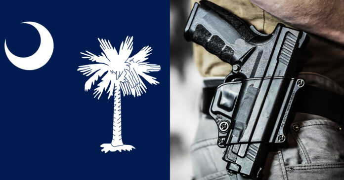 South Carolina Enacts Open Carry with Training Law