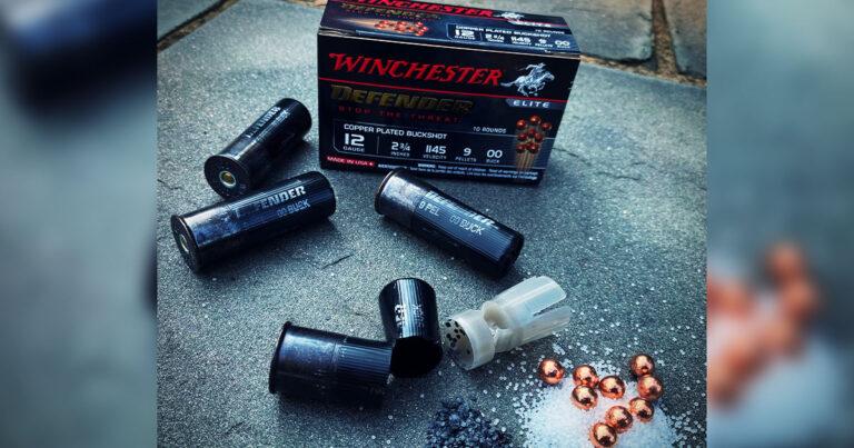 Winchester Defender 00 Buckshot Review