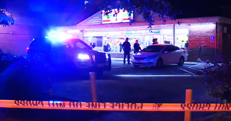 Clerk Shot and Killed a Man When He Tried to Rob a Convenience Store with a Screwdriver