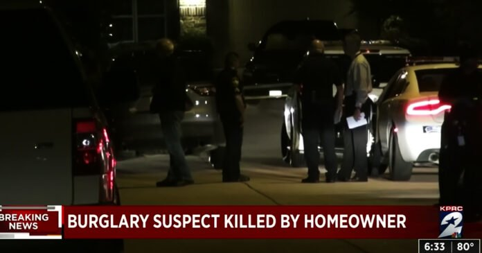 Homeowner Kills Man to Possibly Prevent Car From Being Stolen