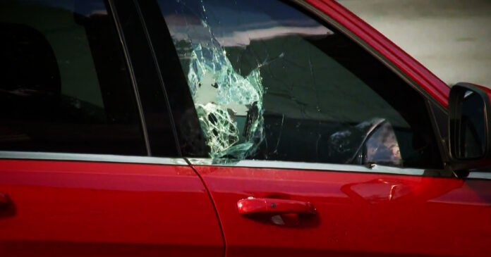 Man Attempts To Stop Car Thieves Ends Up Exchanging Gunfire