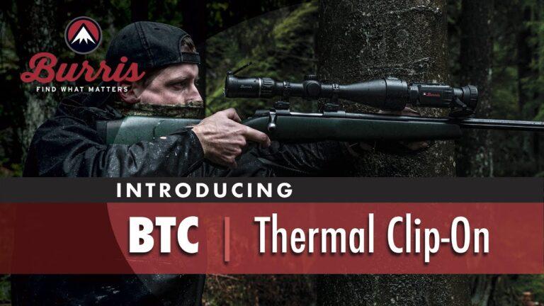 Introducing the Burris Thermal Clip-On (BTC) from @BurrisOptics