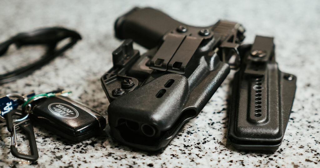 Phlster Pro Holster w/ Glock 48