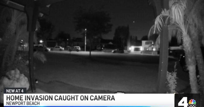 Resident Shoots Intruder Who Broke Through Front Door