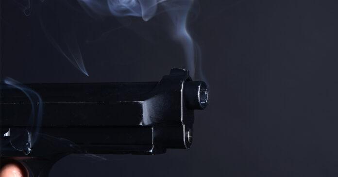 Robber Demands Money; Get's Shot Instead