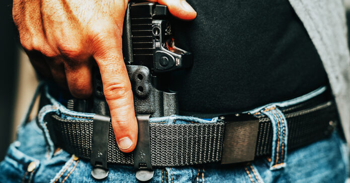 Tips For Safe, Consistent Reholstering