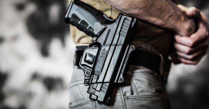 South Carolinians Still Opting for Concealed Over Open Carry