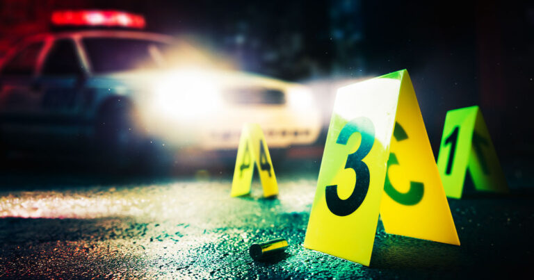 Father Forced to Shoot Daughter's Boyfriend During Attack