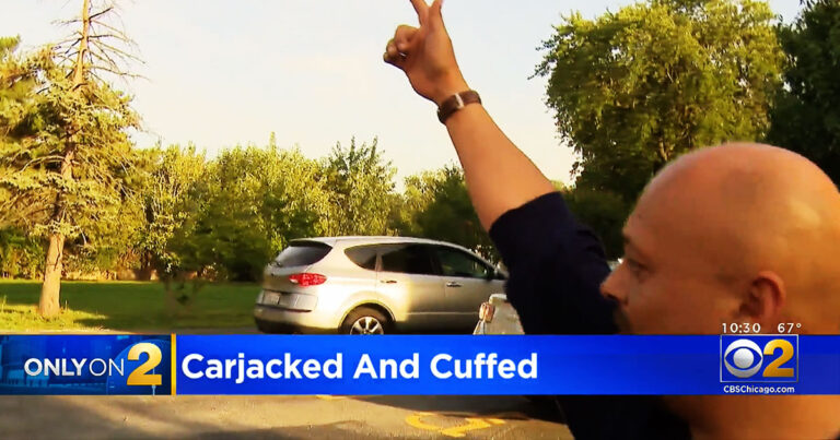 Man Carjacked Twice by the Same Two Men; Arrested for Firing Warning Shots