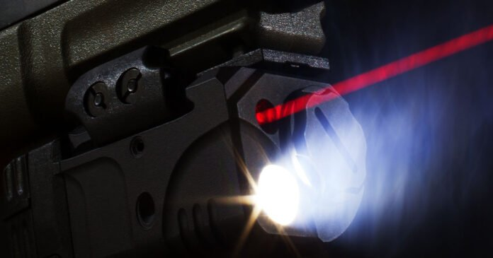 Man Who Pointed Handgun-Mounted Laser at Plane and Officer Charged