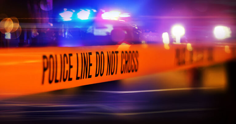 Man w/ Restraining Order Breaks Into Woman's House; Gets Shot By Her Armed Friend