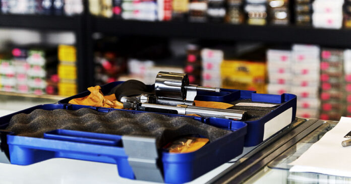 Ohio Bill Bans Gun Store Closures, Confiscation During Emergencies