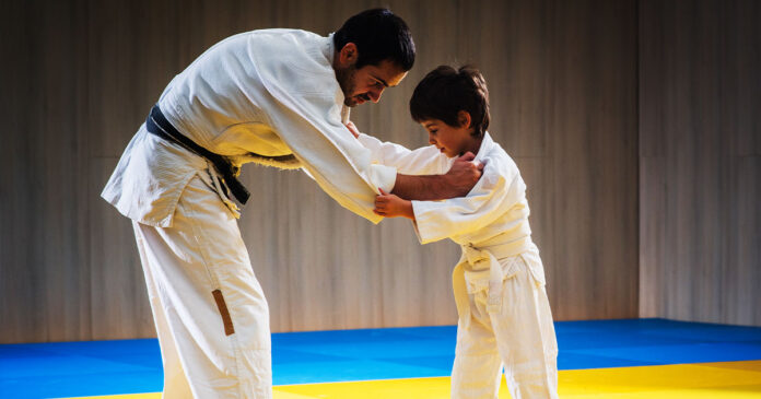 Talking to Kids about Safety and Self-Defense